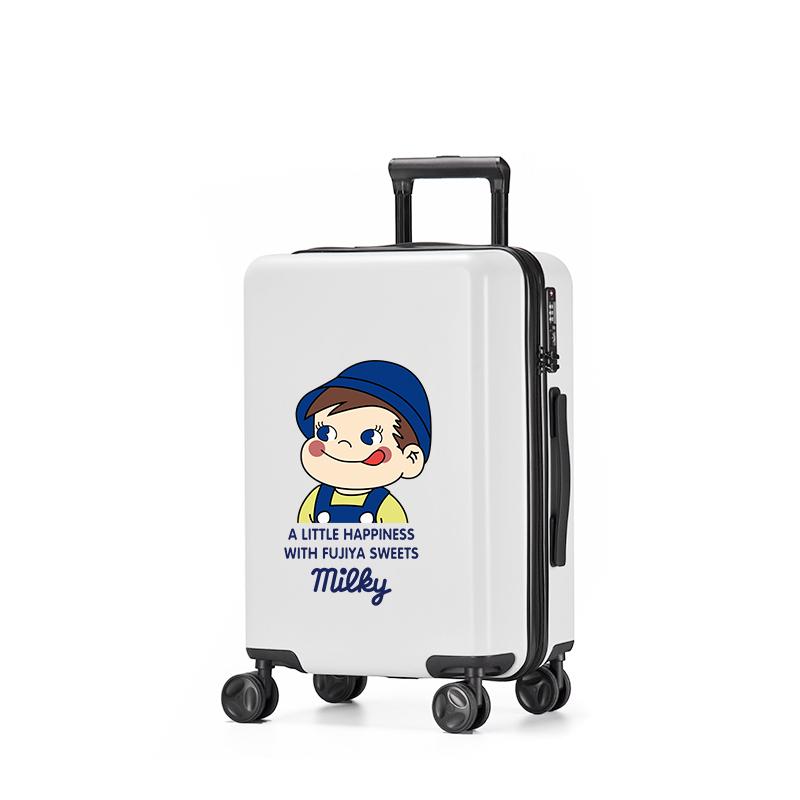 ヮホ กระเป๋าเดินทางเด็ก  กล่องเดินทาง กล่องเก็บเสื้อผ้า การ์ตูนกรณีรถเข็น20นิ้วinsสุทธิสีแดงนักเรียนชายกระเป๋า24นิ้วกระเป๋
