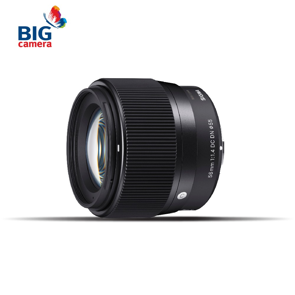 Sigma 56mm f/1.4 DC DN Contemporary Lenses For MFT,SE,EF-M - ประกันศูนย์ 1 ปี