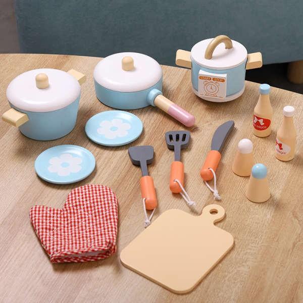 เครื่องชงกาแฟ ของเล่นเด็กเล่นบ้านตั้ง 3-4-6 ปีสาวจำลองห้องครัวทำอาหารมินิกาแฟขนมปังเครื่องไม้