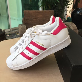 Adidas Superstar ใหม่แท้ 24 cm