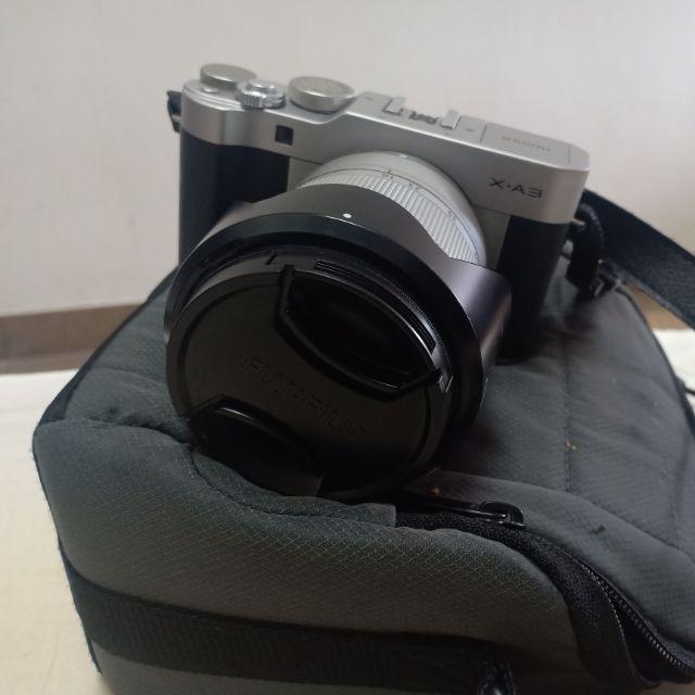 กล้องฟูจิฟิล์มXa5มือสองสภาพดี ฟรีจัดส่ง
