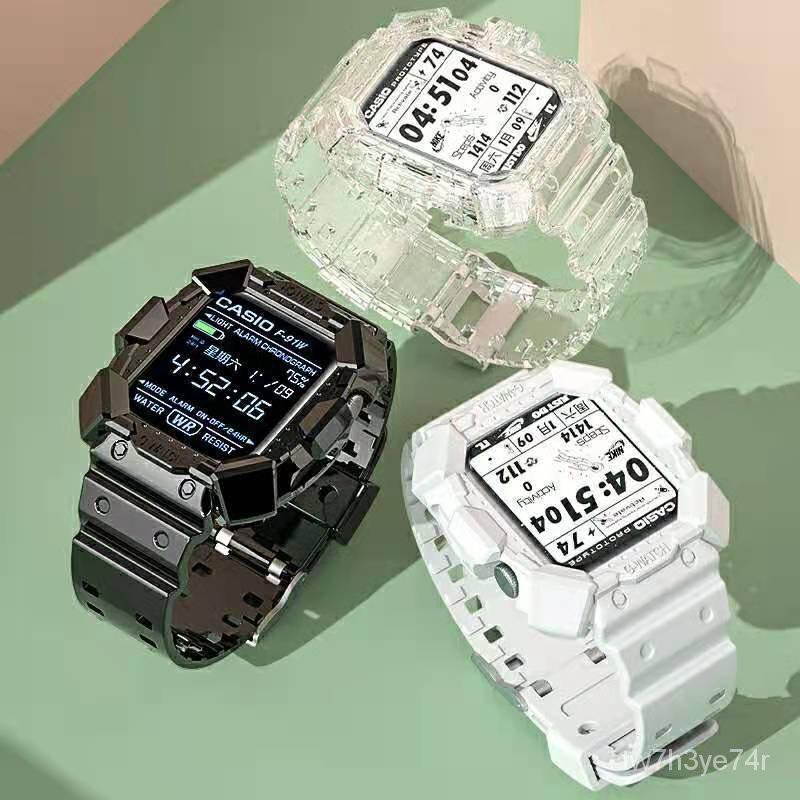 สายนาฬิกา applewatch สาย applewatch สาย applewatch แท้ Apple Watchแอปเปิ้ลแอปเปิ้ลดูนาฬิกาiwatchสาย6seสายรัดกีฬาซิลิโคน5