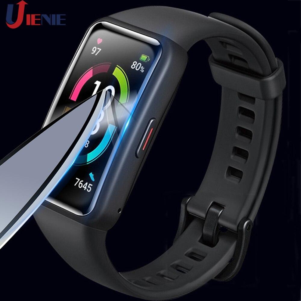 ฟิล์มกันรอยหน้าจอสําหรับ Huawei Honor Band 6 / Watch Fit / Honor Watch Es