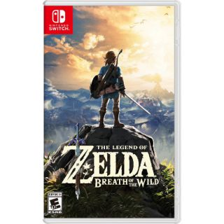 Nsw :Zelda The Legend of Breath of the wild