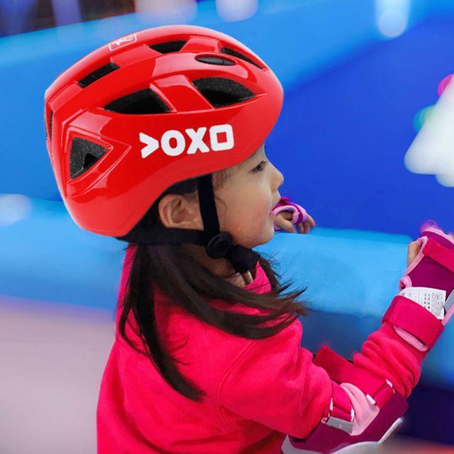 หมวกกันน็อคเด็กจักรยาน โรลเลอร์สเก็ต