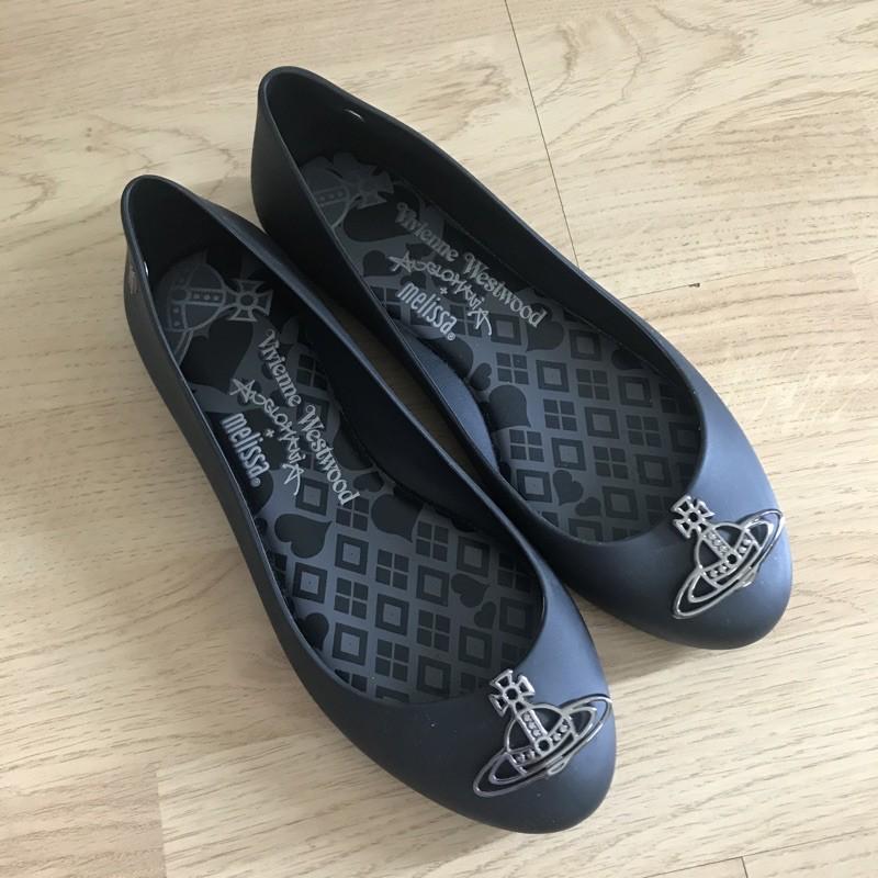 รองเท้าคัชชู Vivien Westwood X Melissa ของแท้ สภาพ 99%