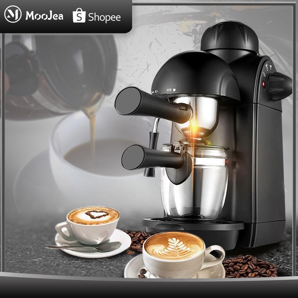 เครื่องชงกาแฟ เครื่องชงกาแฟสด เครื่องทำกาแฟ เครื่องเตรียมกาแฟ อเนกประสงค์ เครื่องชงกาแฟอัตโนมัติ Fresh coffee maker