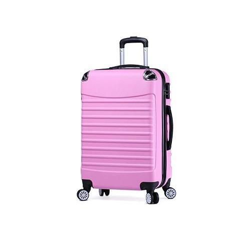 กระเป๋าเดินทาง กระเป๋าล้อลาก กระเป๋าเดินทาง 20 นิ้ว  8 ล้อคู่ กระเป๋าล้อลาก