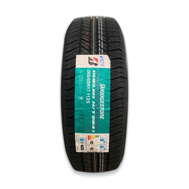 ยาง Bridgestone 265/65 R17 D 684 ปี20