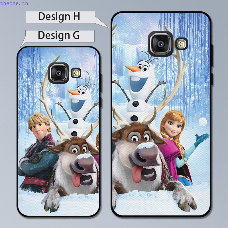 th_Samsung A3 A5 A6 A7 A8 A9 Pro Star Plus 2015 2016 2017 2018 Frozen 4 Silicon Case Cover