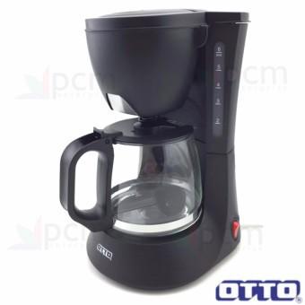 ShopE เครื่องชงกาแฟ OTTO   รุ่น  CM 025A   ความจุ  0.6  ลิตร เครื่องทำกาแฟ เครื่องต้มกาแฟ กาแฟสด