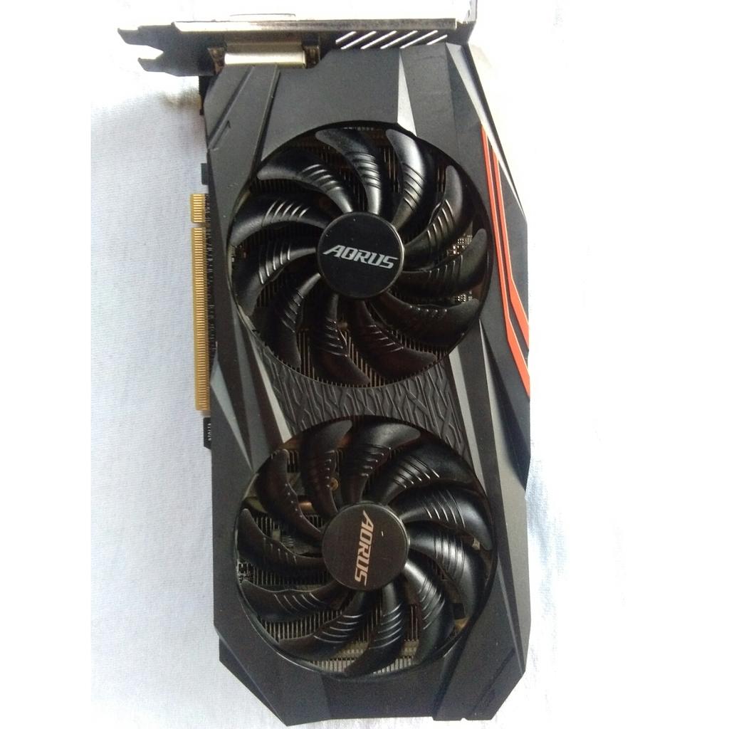 GIGABYTE AORUS RADEON RX570 4GB DDR5