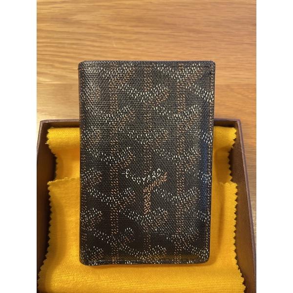 Goyard wallet (used)