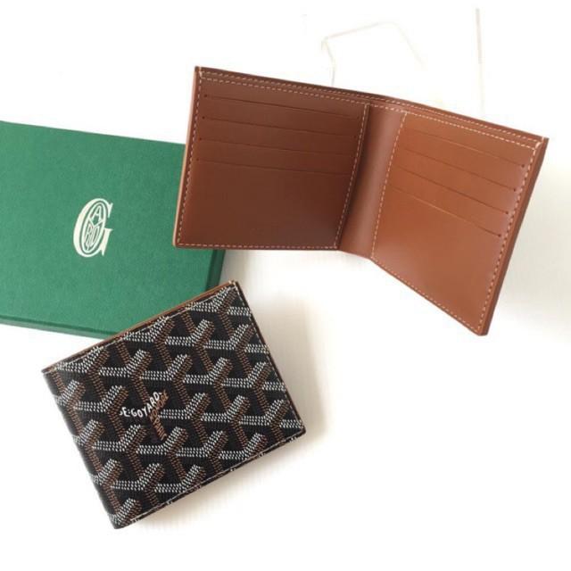 Goyard wallet 8 card พร้อมส่ง ของแท้100%【การจัดซื้อ】
