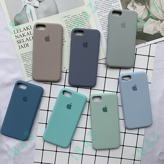 Image # 3 of Review [For iPhone XR] ซองโทรศัพท์ซิลิโคน Full Coverage Silicone Case Solid Color Soft Phone Cover Stylish Simplicity