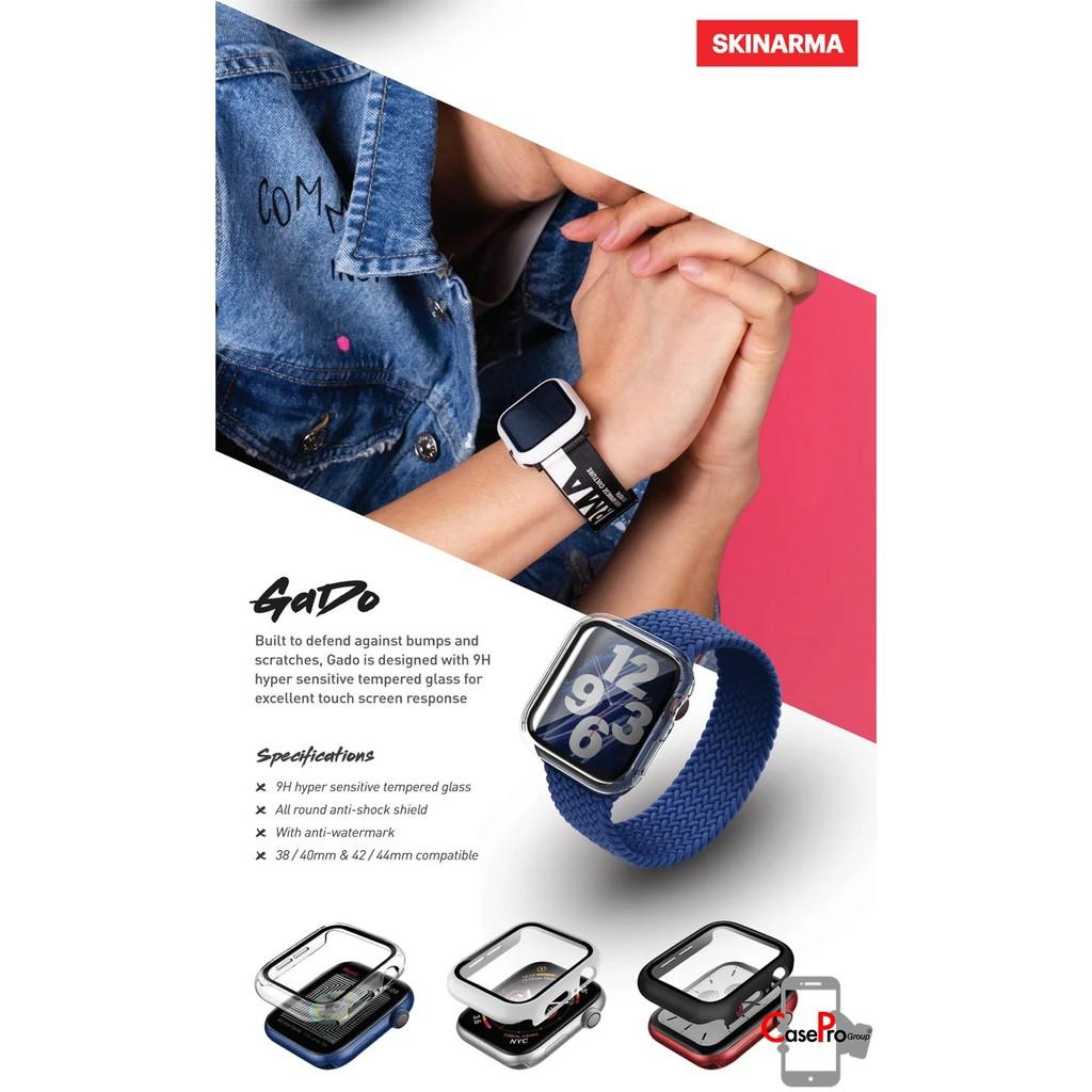 Skinarma Gado Collection เคสกันกระแทกAppleWatchเกรดพรีเมี่ยม รองรับ Apple Watch Series SE/6/5/4 ขนาด40/44 มิล