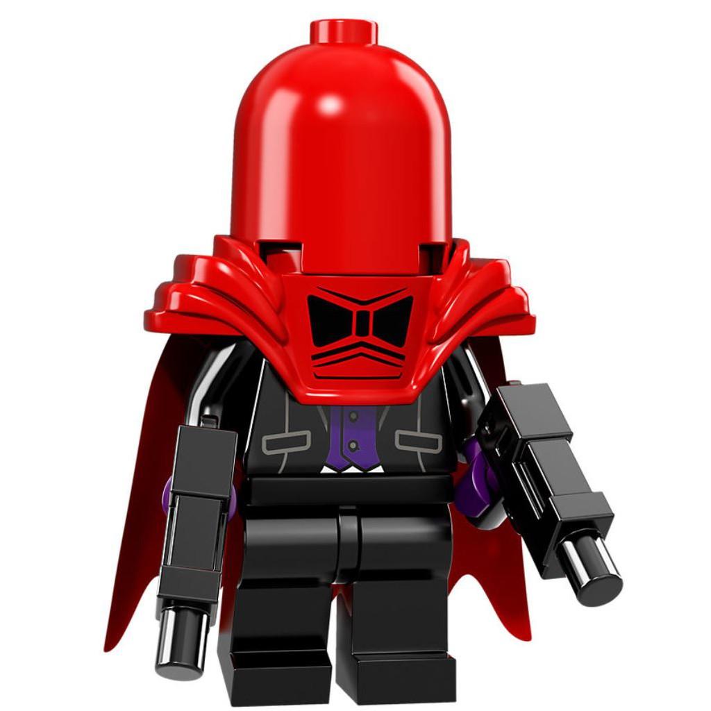 Robo New Lego Batman minifigure Batman movie minifigures