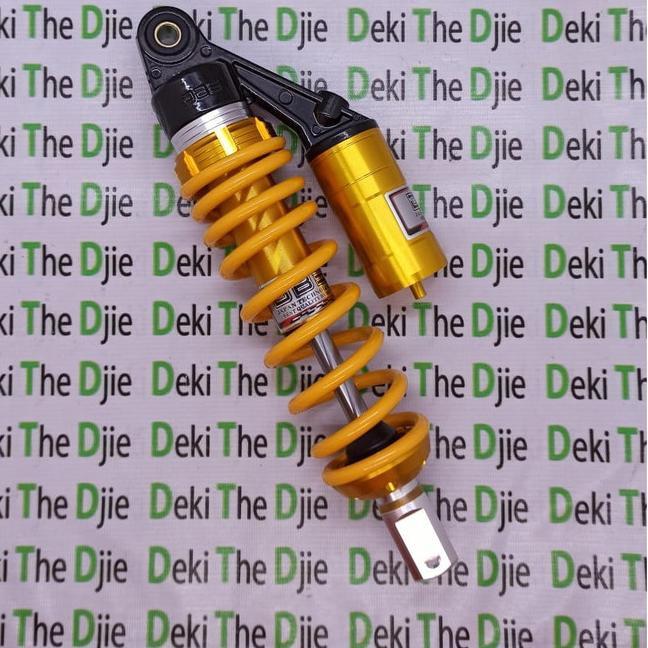 _ โช๊คบีกเกอร์กันกระแทก Original Mio J M3 Xeon Gt 125 ท่อ - สีเหลืองทองพิเศษ