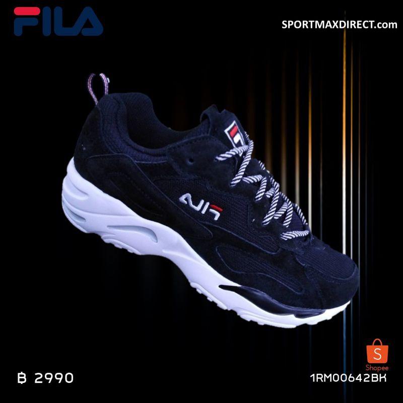 FILA รองเท้าวิ่งผู้หญิง (1RM00642BK)