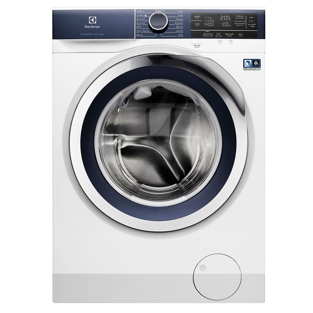 Washing machine FL WM ELE EWF1023BDWA 10KG INV Washing machine Electrical appliances เครื่องซักผ้า เครื่องซักผ้าฝาหน้า E