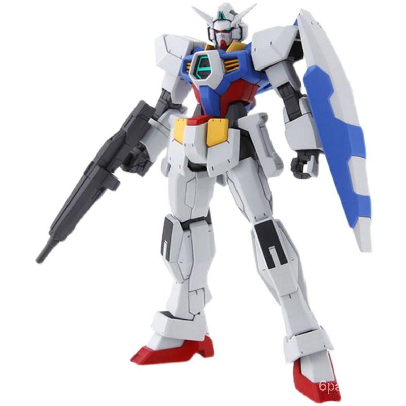 Bandai โมเดลประกอบกันดั้ม HG AGE 01 Gundam Normal AGE1 สูงสุดมาตรฐาน#¥%¥# NRzp