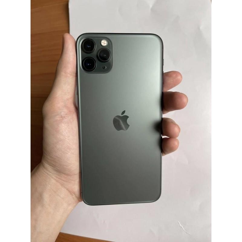 iPhone 11Pro max 64GB. midnight green (มือสอง)