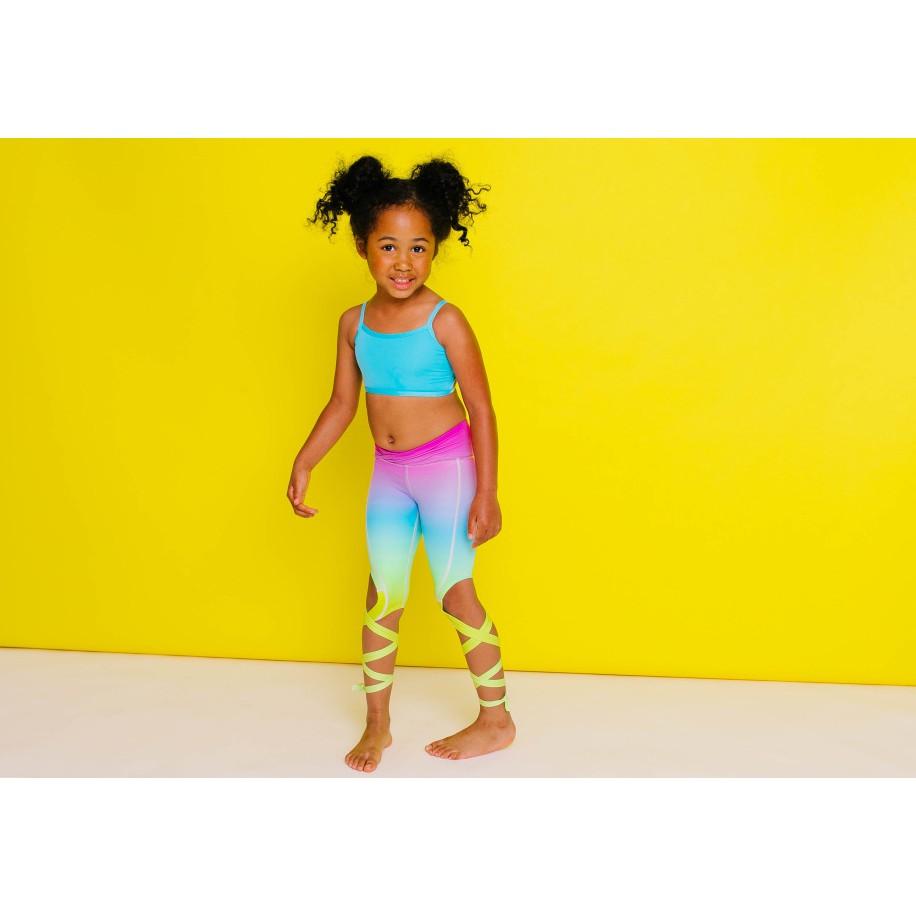 5fe5e13fffa9dc Rainbow Flexi Dancer Leggings Kids and Minis (MDLRB) ↘ประหยัด 64%