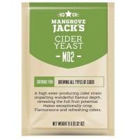 Mangrove Jack's M 02 (Cider Yeast)