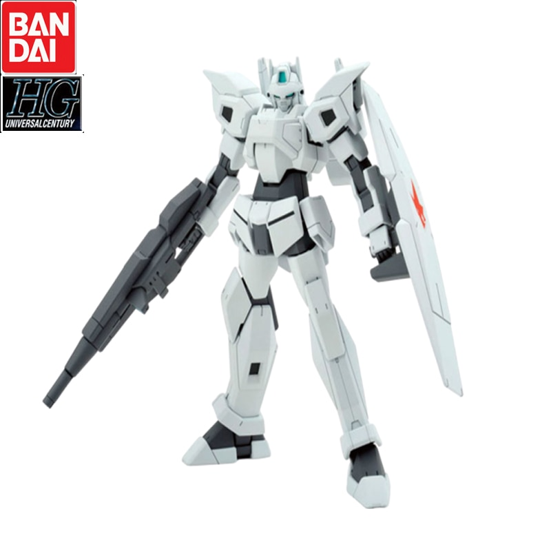 Bandai Gundam Assembly model HG 1/144 AGE09 GEXES WMSGEX1 G Aggies White Wolf Action Figure Model Modification Gunla