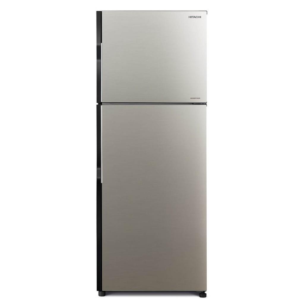HITACHI ตู้เย็น 2 ประตู ขนาด 9.5 คิว รุ่น R-H270PD-BSL (สีเงิน)