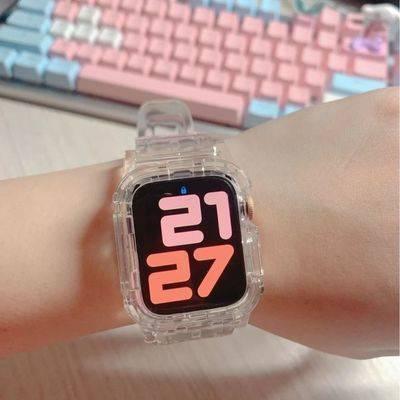 สายนาฬิกาอัจฉริยะ สาย applewatch สายนาฬิกา applewatch สายนาฬิกา Apple Watch IWATCH Tape 5/4/3/2 Appewatch Glacier Limite