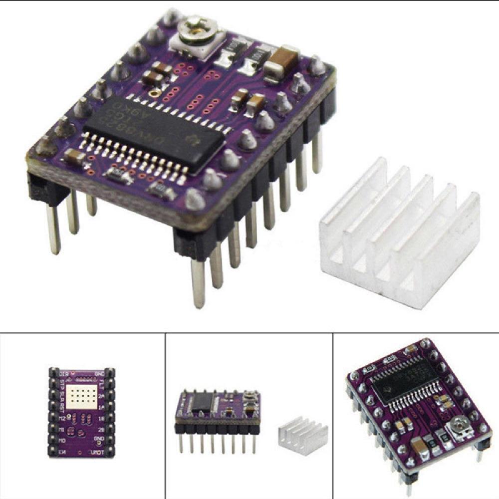 New 3D Printer RAMPS 1.4 Control Board DRV8825 StepStick Motor Driver Module