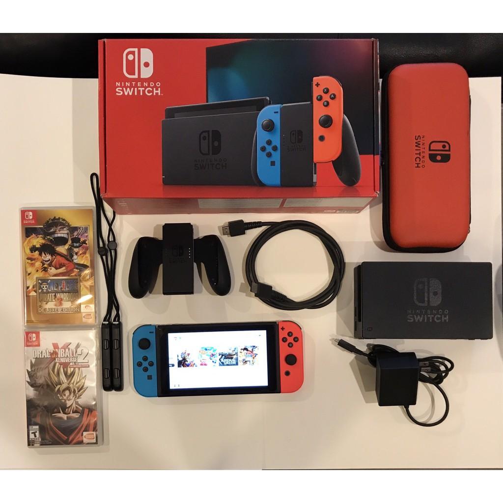 Nintendo Switch v2.(มือสอง)