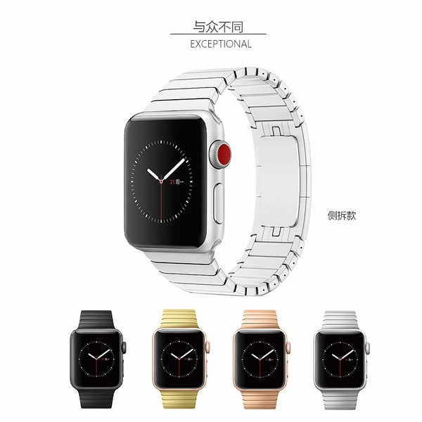 สาย applewatch fxi สายนาฬิกาแอปเปิ้ลสายโซ่สาย applewatch สายคล้องอย่างเป็นทางการเดียวกันสาย iwatch iwatch456 สายนาฬิกาสา