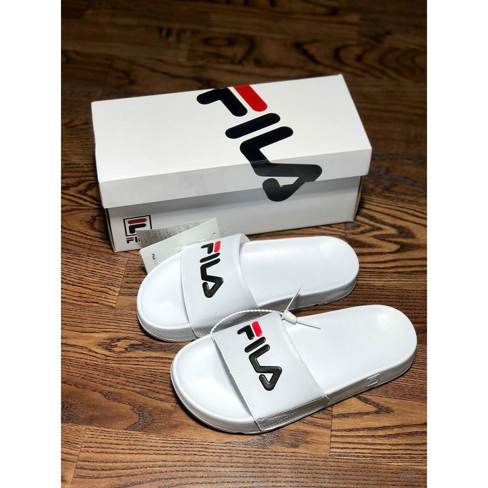 รองเท้าแตะ Original Fila Slip drifter สำหรับผู้ชายและผู้หญิง
