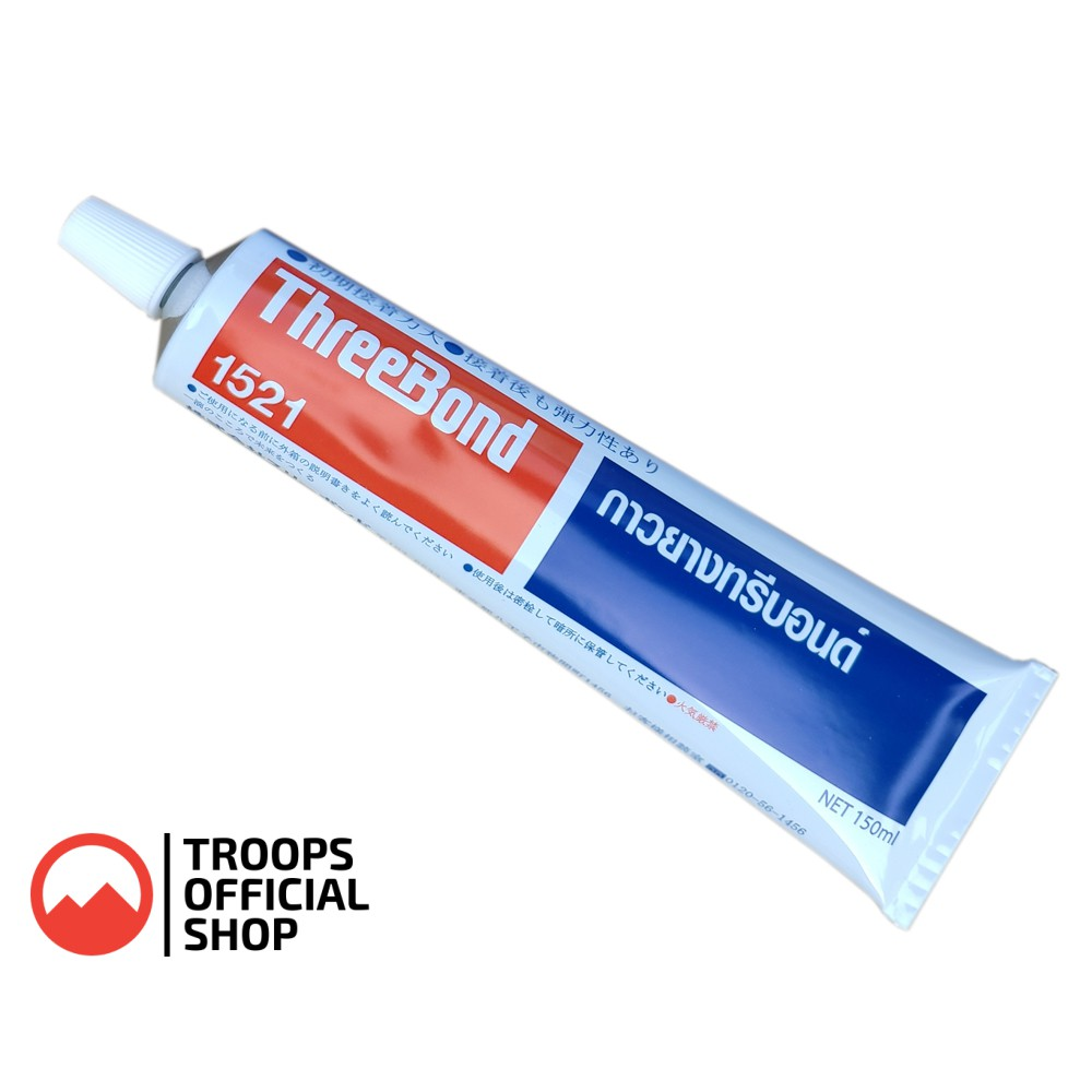 Threebond 1521 กาวยางทรีบอนด์ Net 150 ML
