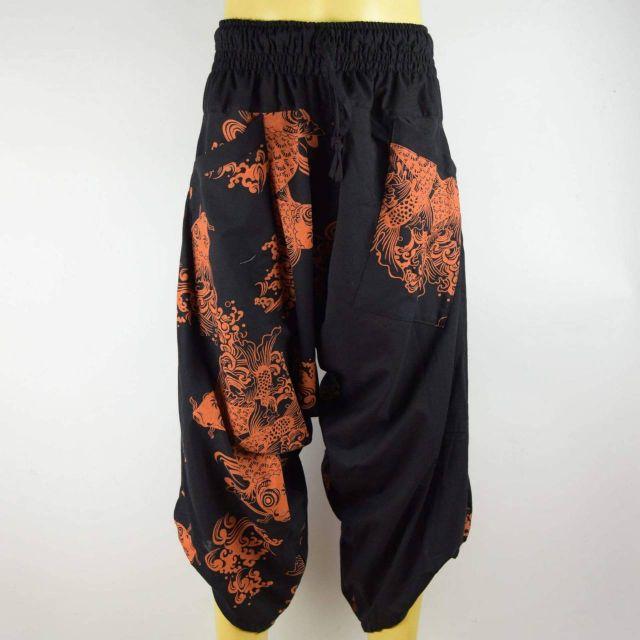Unisex pants samuraiฟรีไซส์
