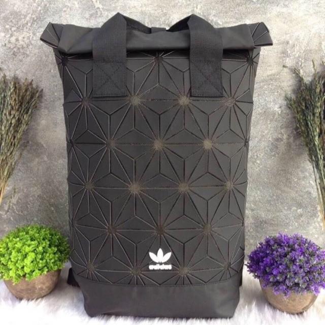 กระเป๋าเป้ adidas ของแท้ 💯% Adidas 3D Roll Top Backpack