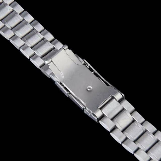 Casio Mtp-v002 สายนาฬิกาข้อมือสแตนเลส