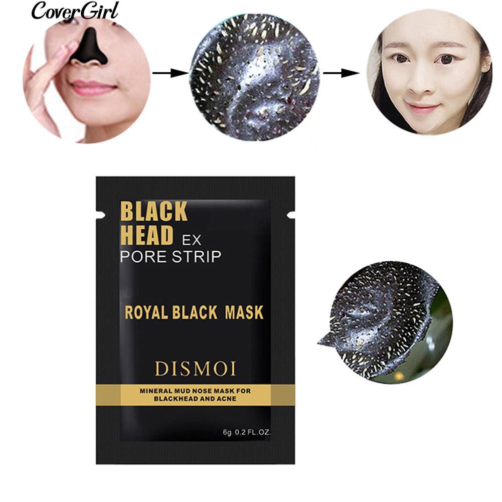 โค้ด __(GIFT30)_ ลด 30%'HOT Purifying Black Peel-off Mask Facial Cleansing Blackhead Remover Nose