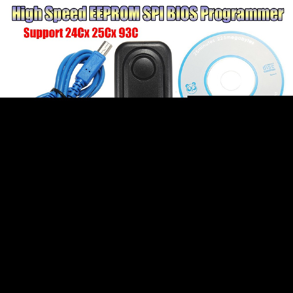 💗Good🏆EZP2010 High Speed EEPROM + USB Cable SPI BIOS Programmer Support
