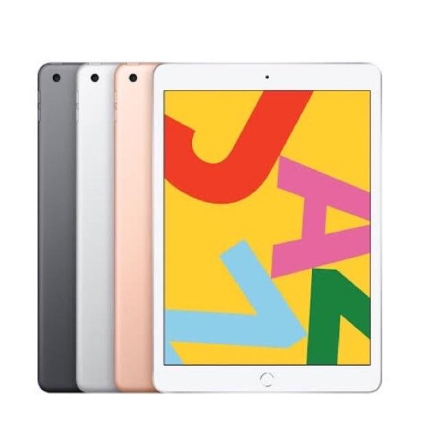 (ใส่โค๊ด BBDOBDHLลดสูงสุด1,200บาท) Ipad Gen7 wifi&4G 32-128GB TH เครื่องศูนย์ไทย ไอแพต2019 ผ่อน0%