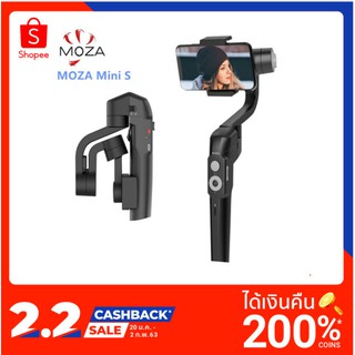 MOZA MINI-S 3-Axis Foldable Pocket-Sized Handheld Gimbal Stabilizer MINI S for iPhone X Smartphone