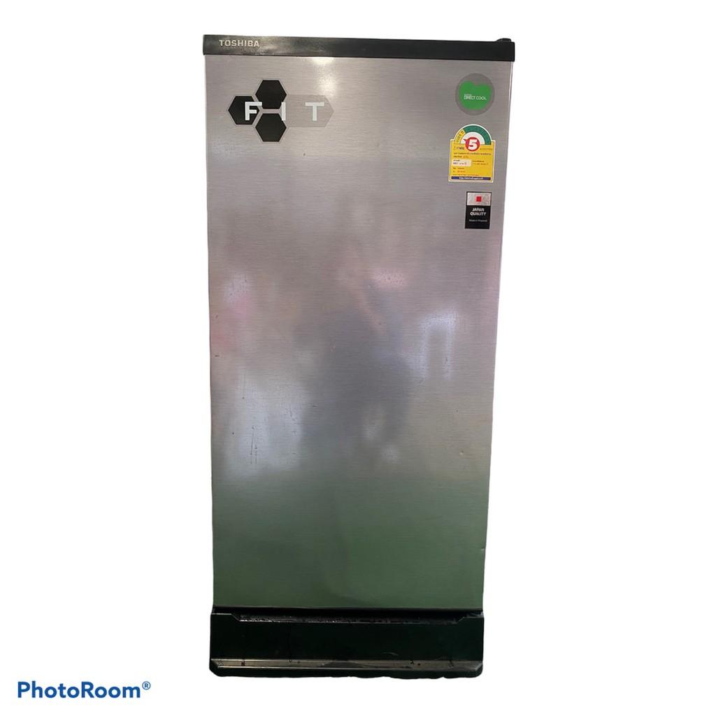 ตู้เย็นมือสองสภาพดี ตู้เย็นTOSHIBA ตู้เย็นขนาด6คิว