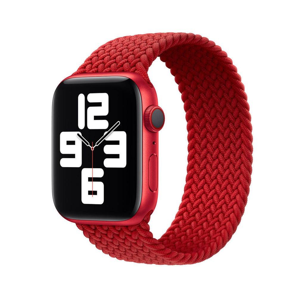 💥 สาย applewatch 🔥 Applewatch สายนาฬิกา Apple Watch สายไนลอนซิลิโคนสำหรับกีฬา iwatch1 / 2/3/4/5/6 / SE Universal