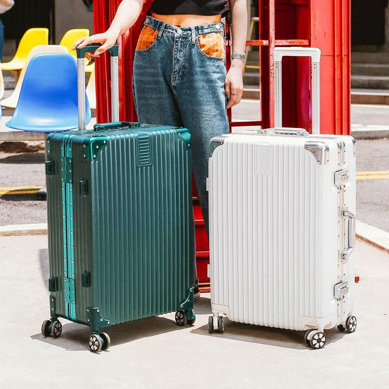 กระเป๋าเดินทางมีรหัสผ่าน 24 ช่อง