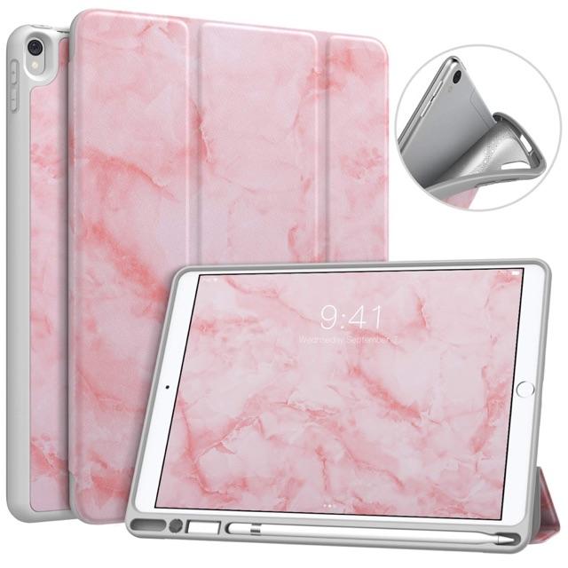 🔥🔥ล้างสต็อค🔥🔥[iPad Pro 10.5/iPad Air 3]⭐️Moko Case เก็บ Apple pencil ได้