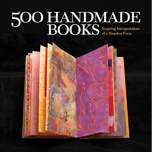 500 Handmade Books By PADABOOK