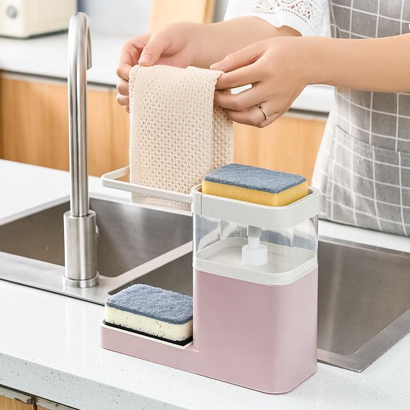 เครื่องปั้มน้ำยาล้างจาน