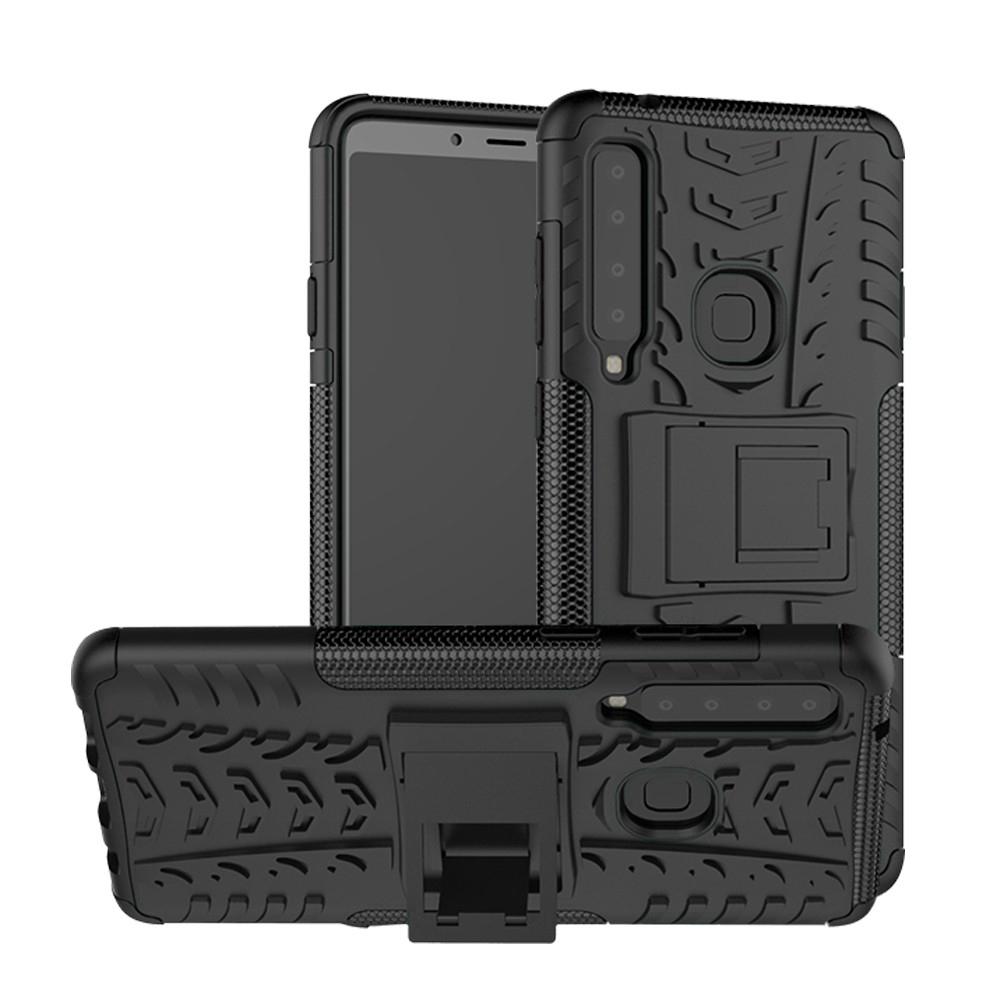 เคส Samsung Galaxy A5 A6 A7 A8 Plus A9 2018 A9 Pro Star Lite A920F A605 Case กรณีโทรศัพท์ เกราะแข็งขาตั้งเคสโทรศัพท์